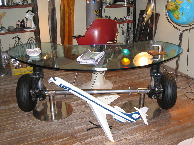 L'AEROGARE - Mobilier design aéronautique