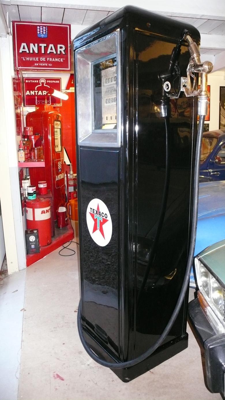 """Pompe à essence Dux 33 """"Texaco"""""""