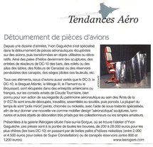 Article paru dans Air & Cosmos n° 2277 du 2 septembre 2011