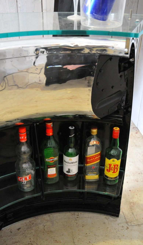 """Bar"" Capot moteur de Douglas DC6 - Vendu"