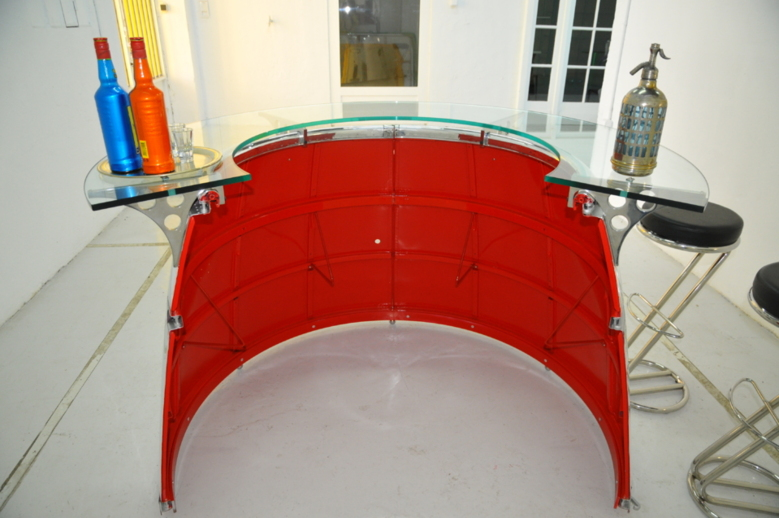 Bar capot moteur douglas dc3 vendu 2 5 for Comptoir de la forme la garde