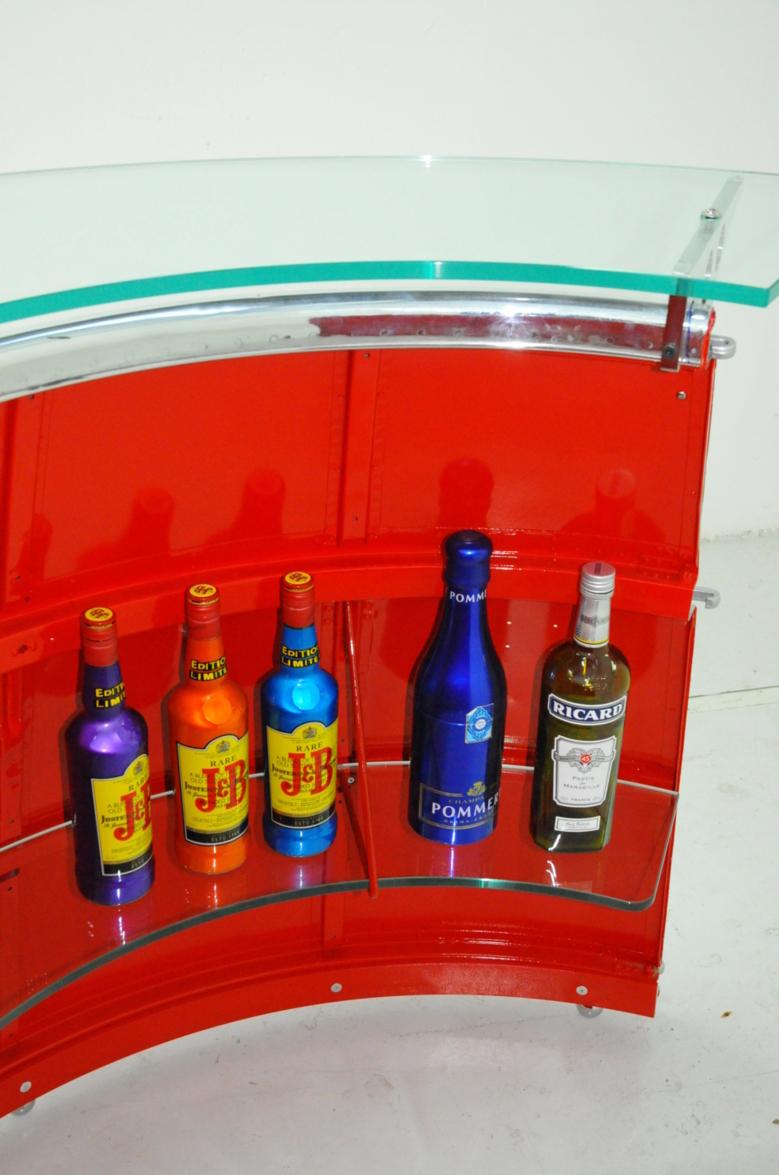 """""""Bar"""" Capot moteur Douglas DC3 - Vendu 2/5"""