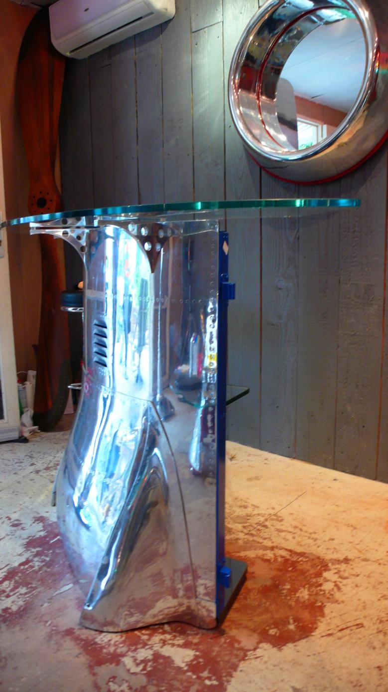 """Bar """"capot moteur arrière"""" de Superconstellation - Vendu"""
