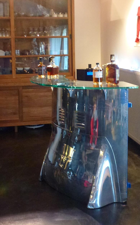 Bar capot moteur de Superconstellation 2/3