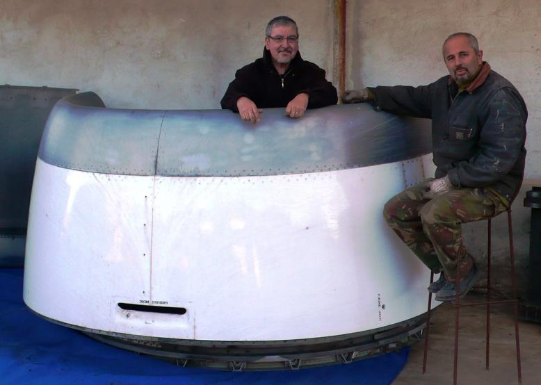 Nos réalisations aéronautiques avant et après customisation - Partie 4