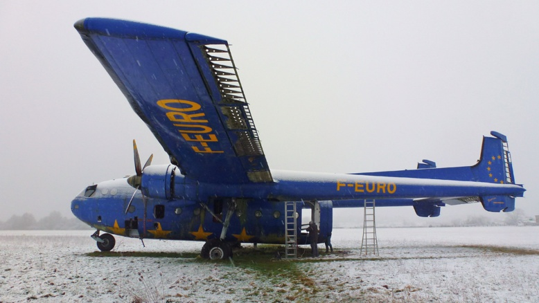 Carlingue Nord Atlas F-EURO (vendue)