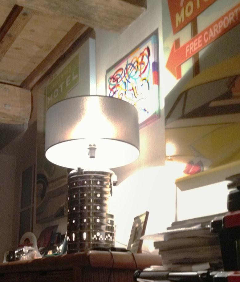 Lampe chambre de combustion de r acteur for Chambre de combustion