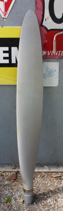 Pale d'hélice d'avion Flamant - Vendue