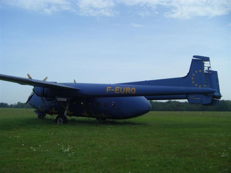 Carlingue Nord Atlas F-EURO (3/4 vendus)