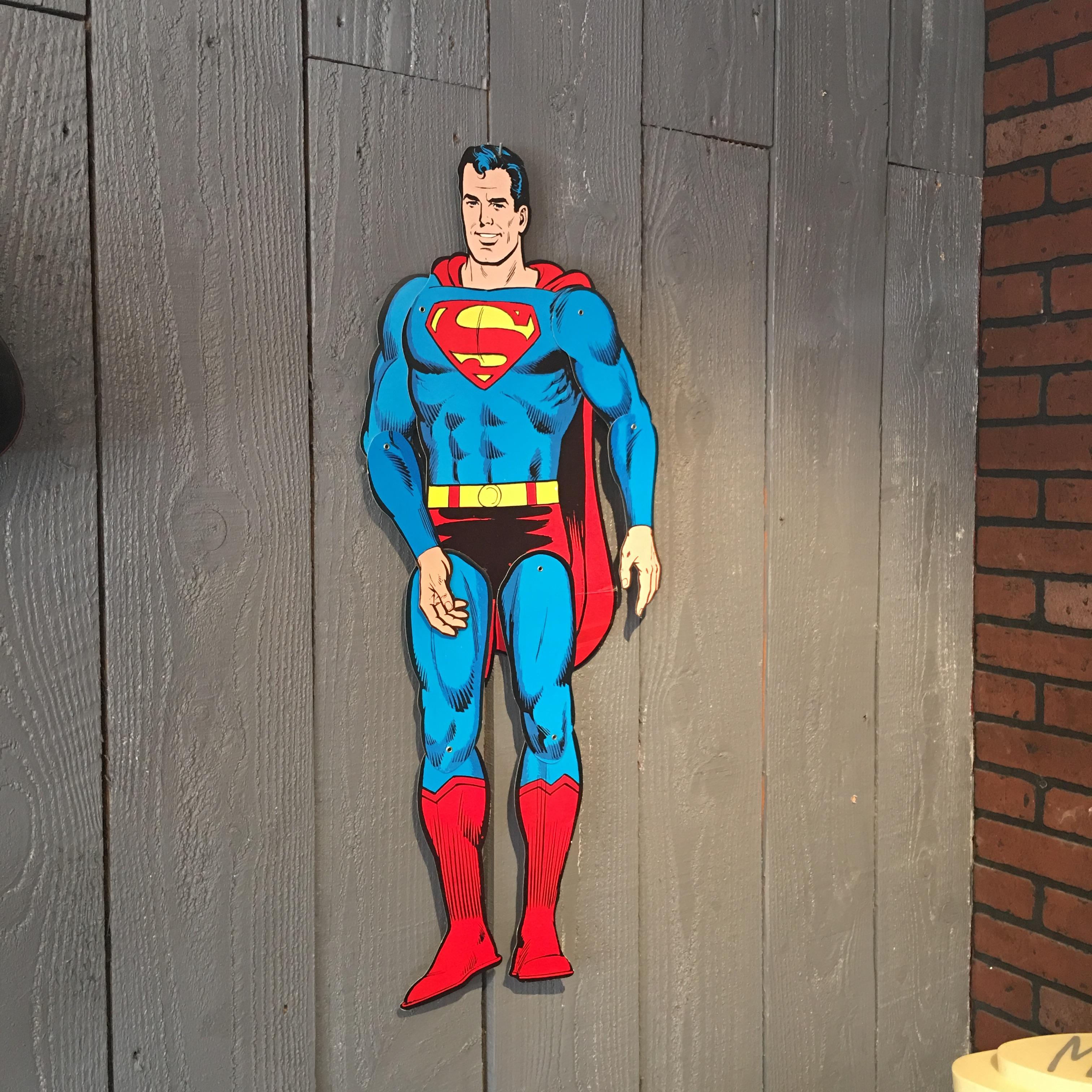 Superman articulé