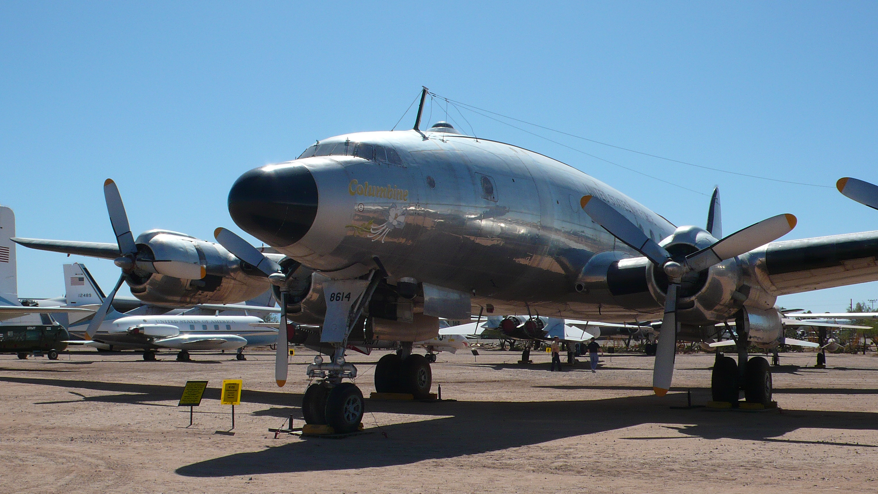 Pale de Superconstellation (vendue)