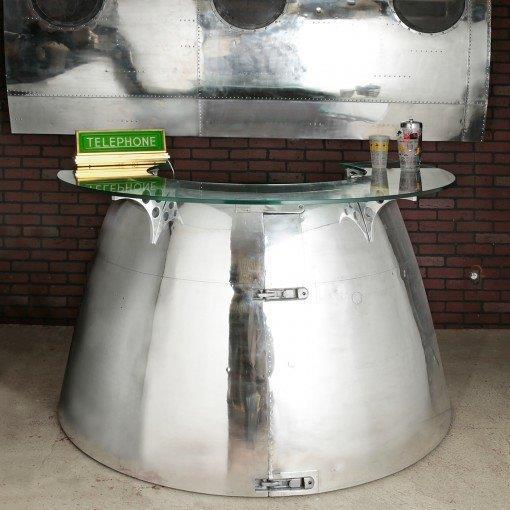 Bar capot moteur Douglas DC3
