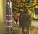Lampe conçue avec un élément de chambre à combustion de réacteur de Mirage III