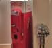 Box d'appel pompiers US
