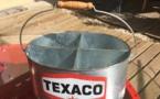 Panier de mécanicien Texaco