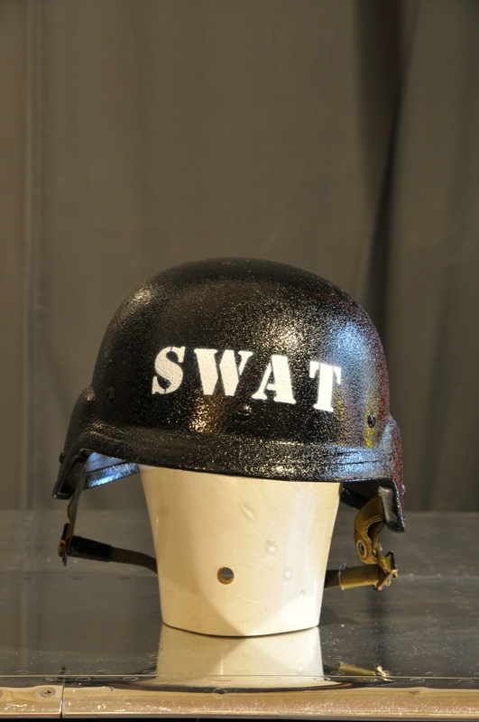 "Casque de police US ""SWAT"""